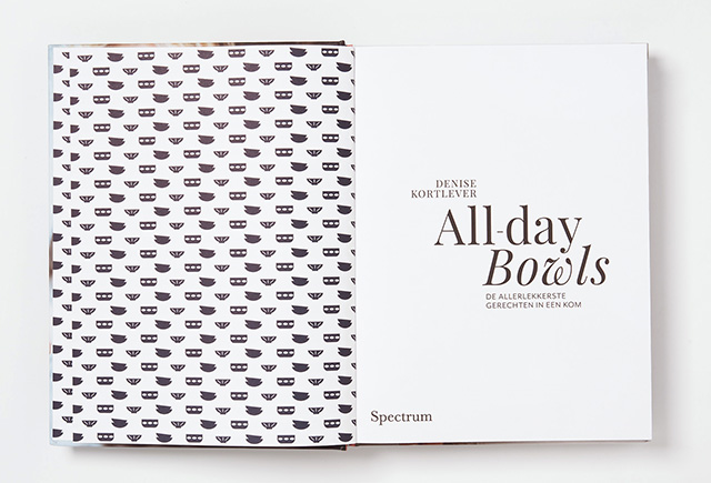 all day bowls, kookboek, denise kortlever