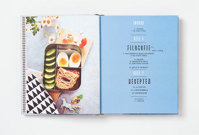 easy peasy lunchbox, door Claire van den Heuvel en Vera van Hagen. Vormgeving door Suzanne Nuis, Hit ontwerp