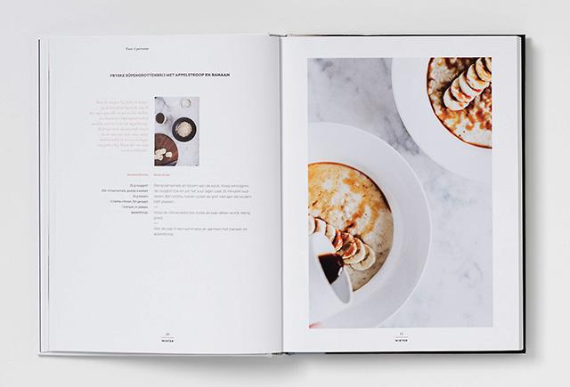 Van haver tot gort, kookboek met recepten en fotografie van Ingrid Hofstra