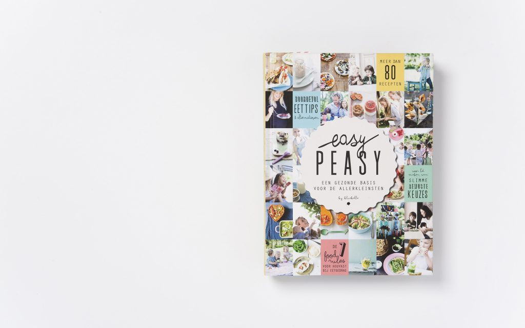 Easy Peasy kookboek deel 1